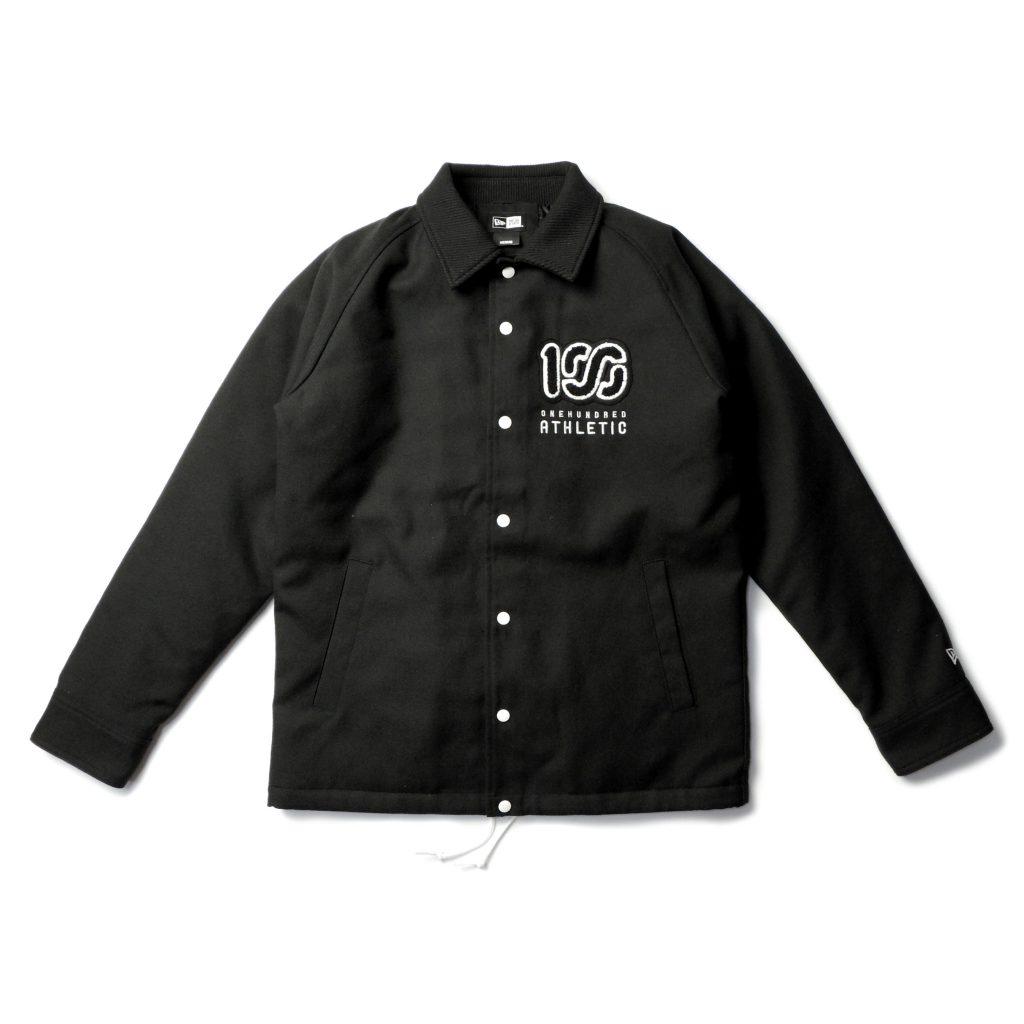 100ne_coachjacket_black01